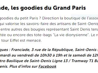 Enlarge Your Paris parle de nous !