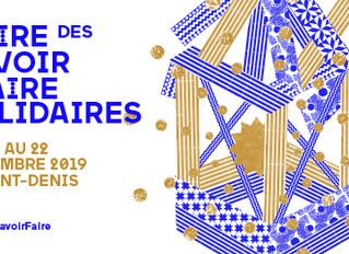 Foire des savoir-faire 2019, J-2 !