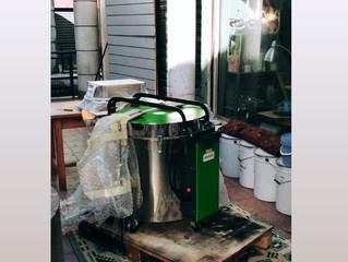 Nouvel atelier de céramique, nouveau four et nouvelles productions à venir ✨