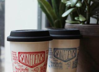 Retrouvez des mugs pour boire à la santé de votre ville préférée en boutique !