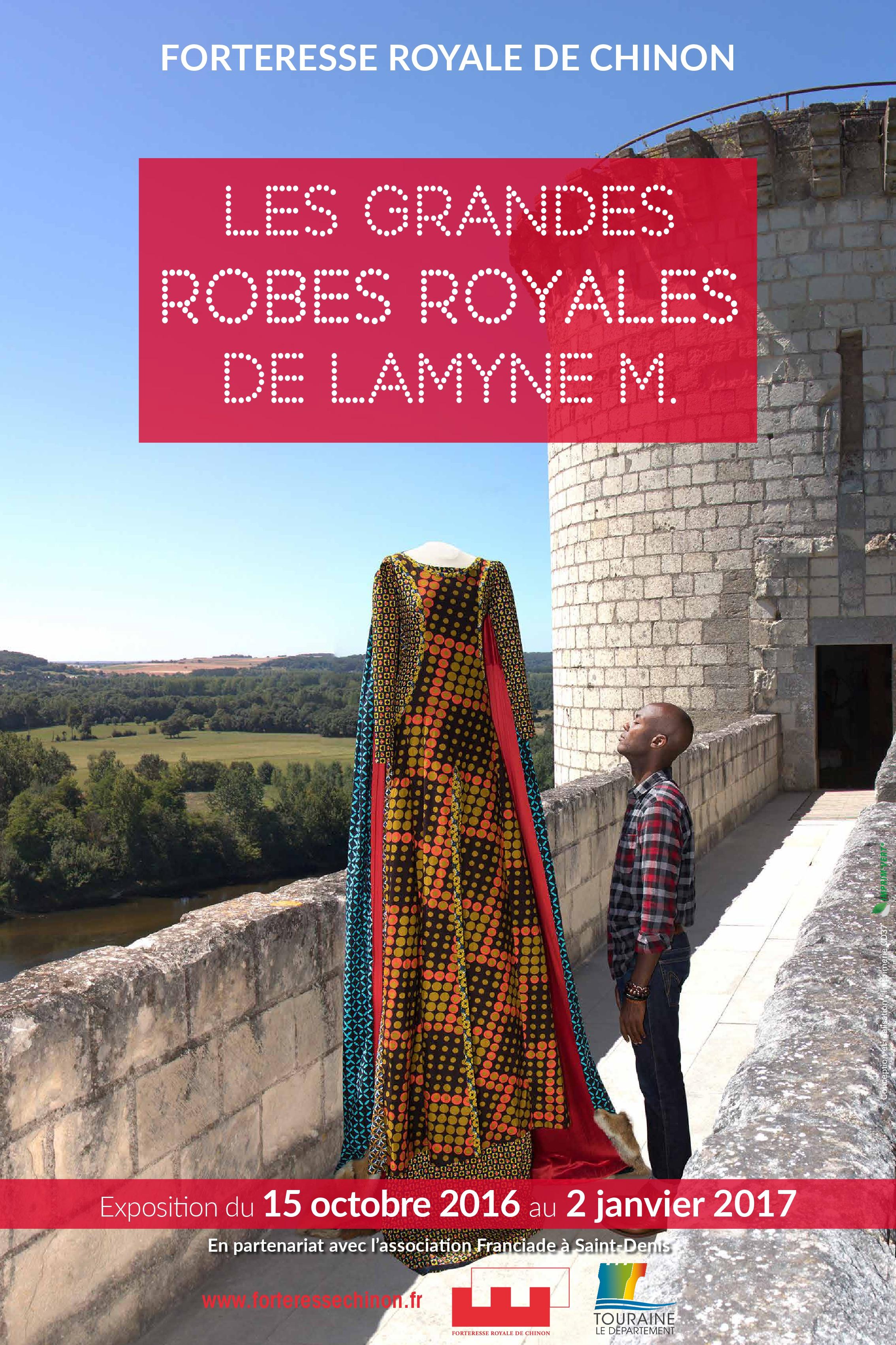 Les Grandes Robes Royale - Forteresse de Chinon