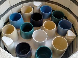 Nouvelle gamme de céramique par Louise Traon, à retrouver en boutique !