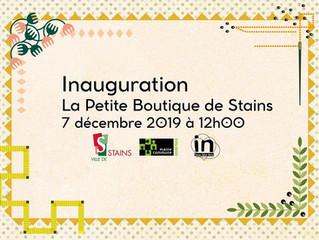 Save the date ! Samedi 7 décembre