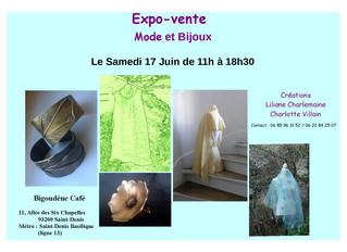 Mode et bijoux ce samedi 17 juin à la Bigoudène !