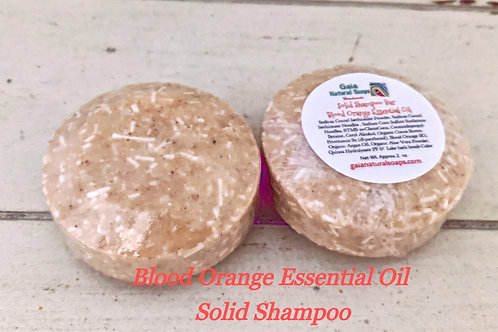 Blood Orange Shampoo Bar