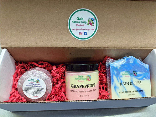 Gift Box - Spa Set