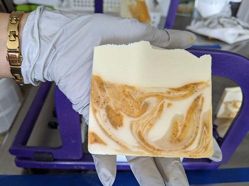 Orange Calendula Soap