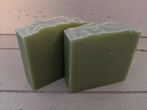 Goat Milk Soap - Eucalyptus Essential Oil