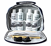 Williams Racing Aftercare Kit Contents