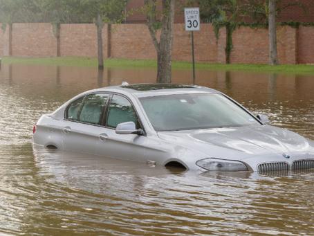 Car Gap Insurers facing surge in future flood write-off's