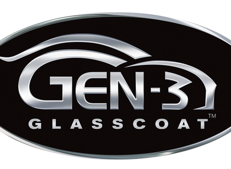 New Gen-3 Ceramic Glasscoat vehicle protection launched