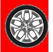 Allopy wheel icon