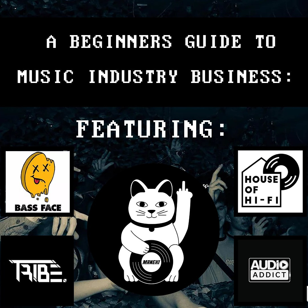 A Beginners Guide To Music Industry Business