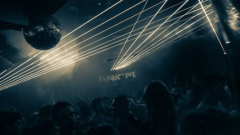 Drum and bass music event london fabric live