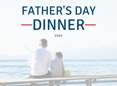 Father's Day Dinner