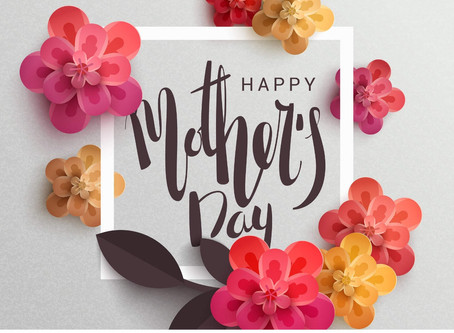We Have You Covered.. Mother's Day Take Out!