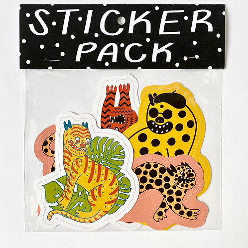 Hannah Hermes - Sticker Pack