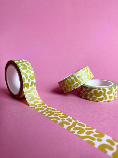 Washi Tape - Blobs