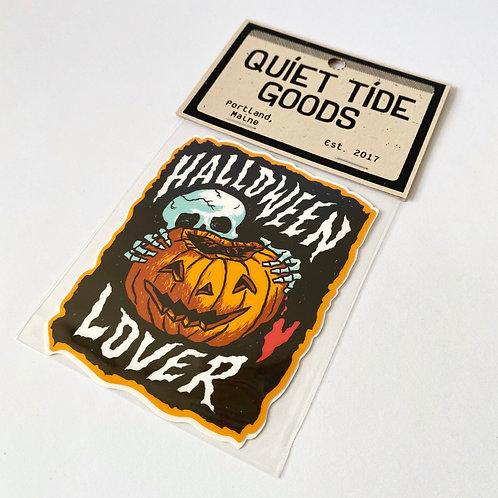 Quiet Tide Goods - Sticker - Halloween Lover