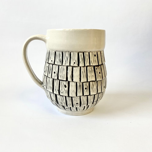 Dylan Gifford - White Shingle Mug