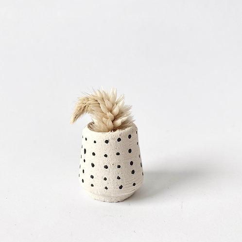 Laura Dunn - Tiny Ceramic Vase 2
