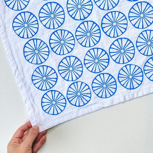 Tea Towel - Ferris Wheel