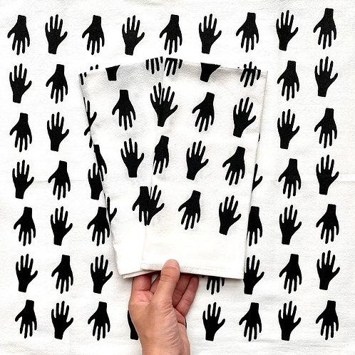 Tea Towel - Hands