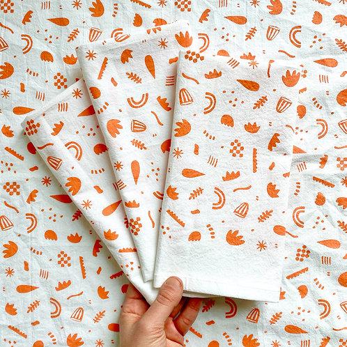 Tea Towel - Spring Confetti