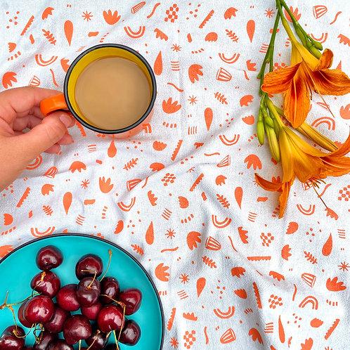 Tea Towel - Confetti