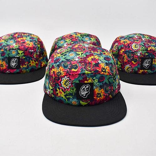 FLORES FIVE PANEL CAP