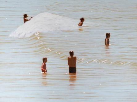 5 Bathers No.2