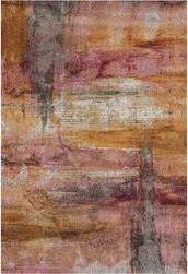 Rug Modern Crystal Rust