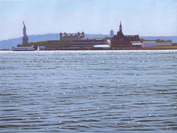 SOLD - Hudson River No.1