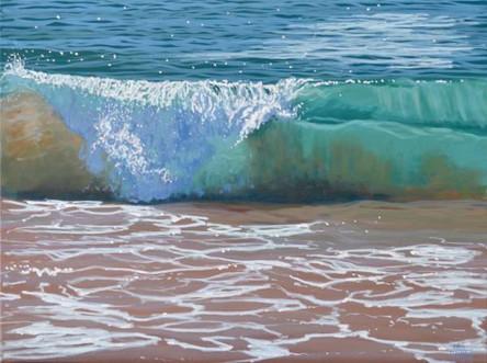 SOLD - Shorebreak No.13