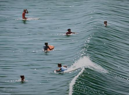 SOLD - Beach Break No.1