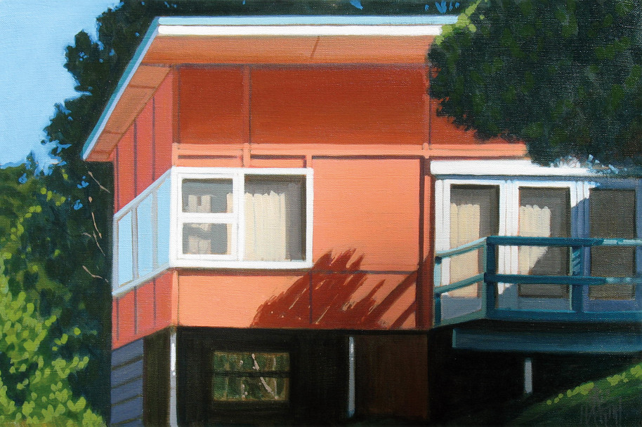 SOLD - Red House