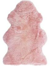 Rug Sheepskin Pink