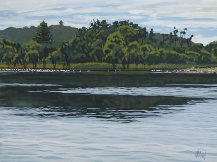 SOLD - Avoca Lagoon No. 2