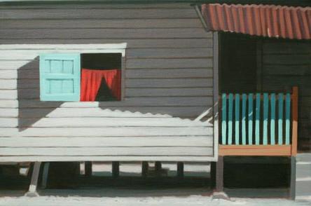 SOLD - Hut No.1