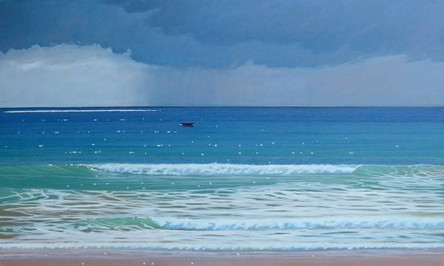 SOLD - Drifing into the Sea