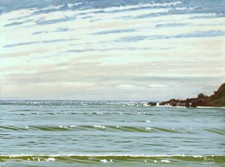 SOLD - High Tide