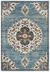 Rug Traditional Babylon Blue