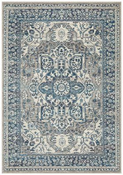 Rug Traditional Babylon 7 Blue