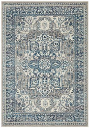 Rug Traditional Babylon 7 Blue