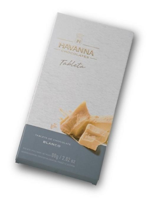 Havanna Chocolate Block White Chocolate