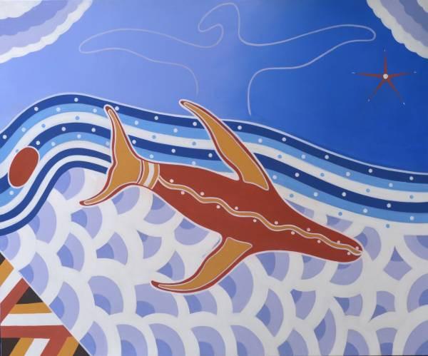 Creation Yango Dreaming Whale