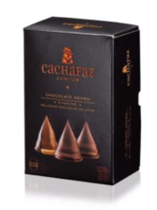 Cachafaz Dark Chocolate 6 pack
