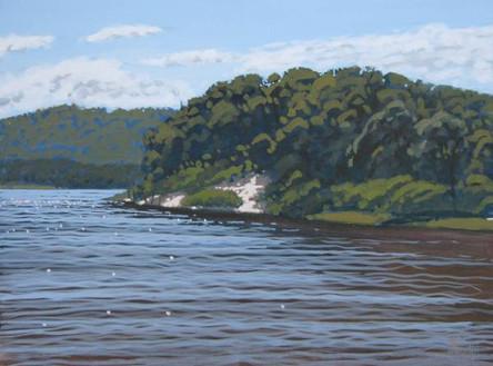 SOLD - Wamberal Lagoon No.1