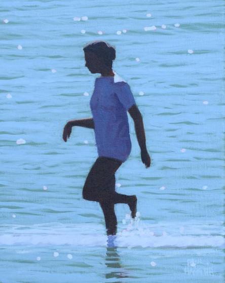 SOLD - Water Figure No.1