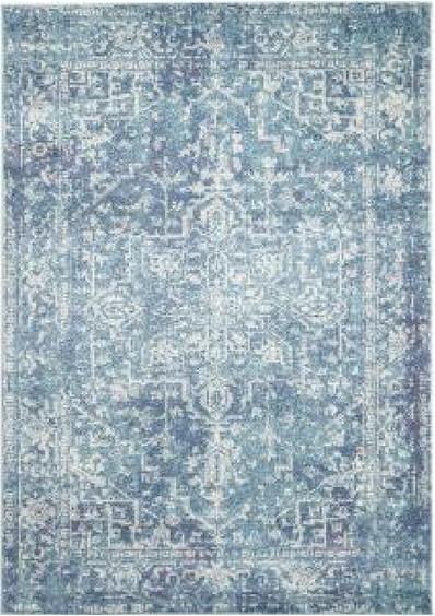 Rug Modern Evoke Blue 3